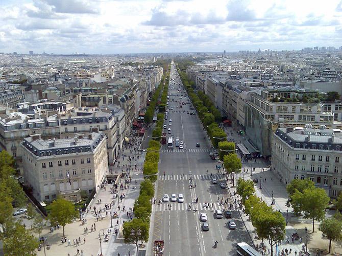 10 великолепных улиц мира