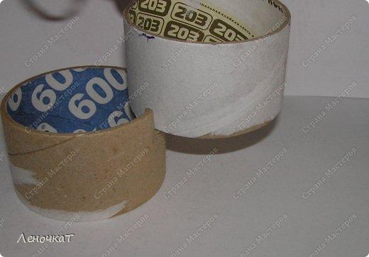 Поделки из катушек от кассовой ленты 1062