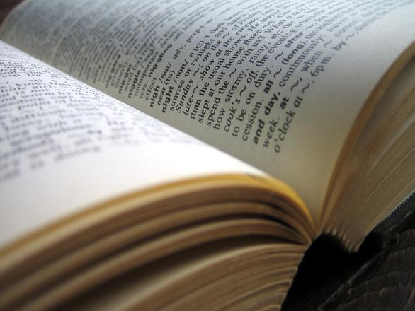 открытый словарь
