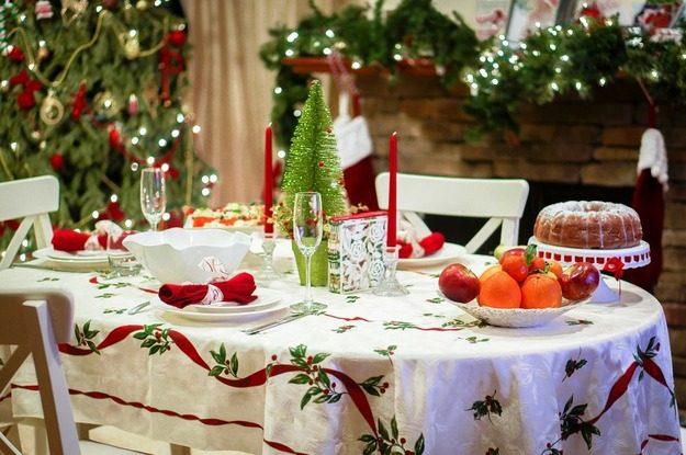 Секреты праздничной сервировки