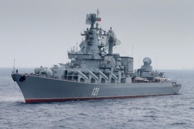Черноморцы получили сигнал «боевая тревога». Севастопольская эскадра идет на защиту российских газовых платформ