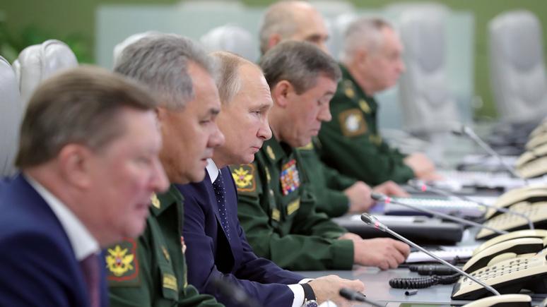 Stern: новая ракета Путина превзошла самые смелые ожидания Запада