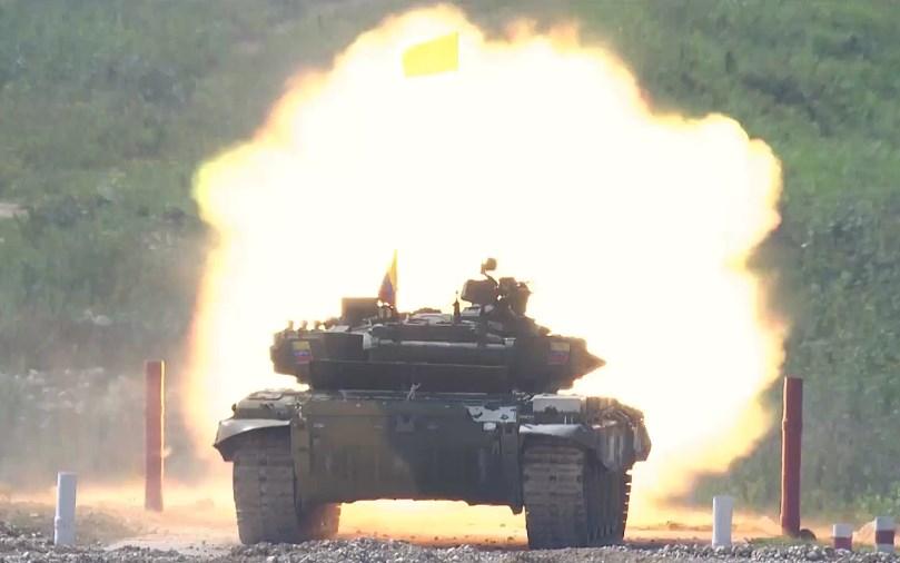 НАТО лучше пока не придумало! Шикарный ролик - танки made in Russia