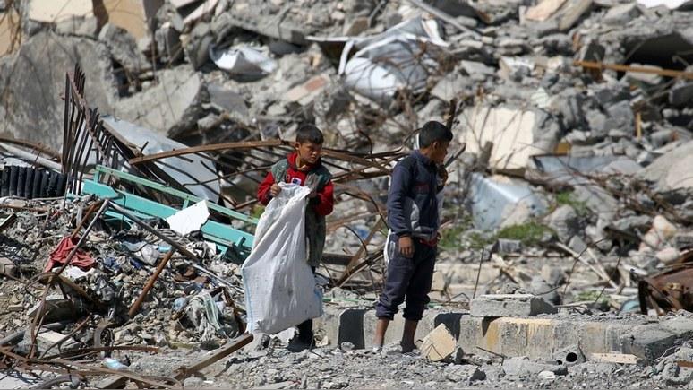 В МИД РФ прокомментировали первые результаты расчистки Ракки от завалов