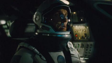 New Interstellar TV spot shows off brand new footage: watch now