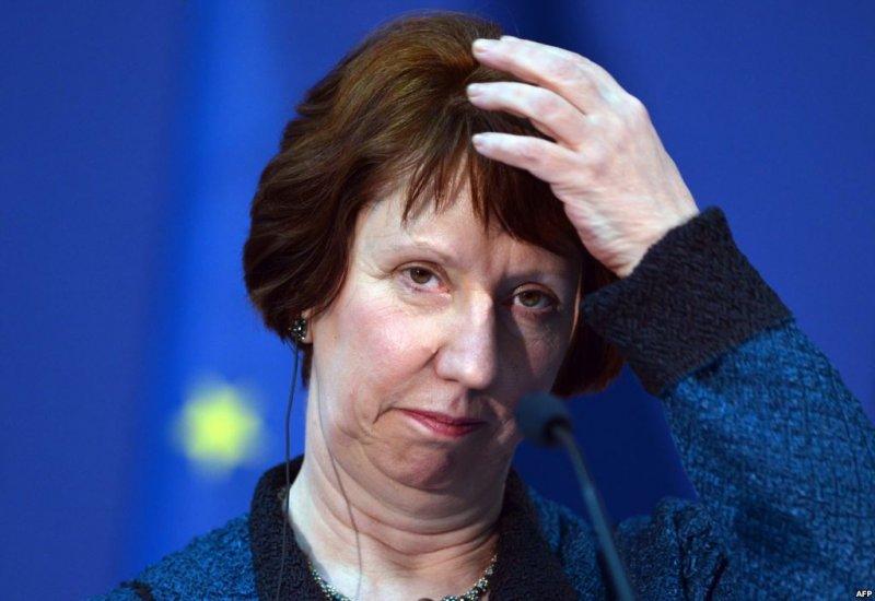 Открытое письмо к Эштон: Кровь и смерть украинцев на совести ЕС
