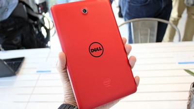 Dell показала новые планшеты…