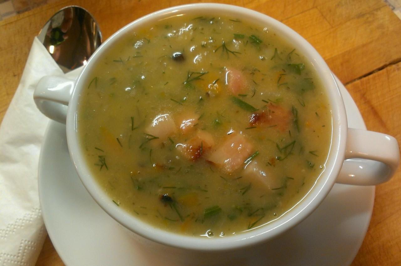 Суп для холодного дня