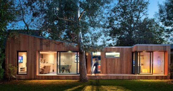 Построить эко-дом за три месяца? Это реально!