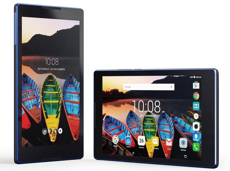 Lenovo Tab3 8 был представлен в феврале 2016 года