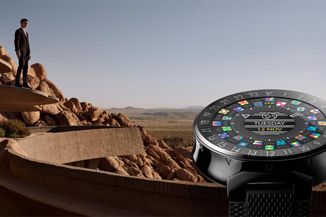 Louis Vuitton выпустил самые дорогие смарт-часы в мире
