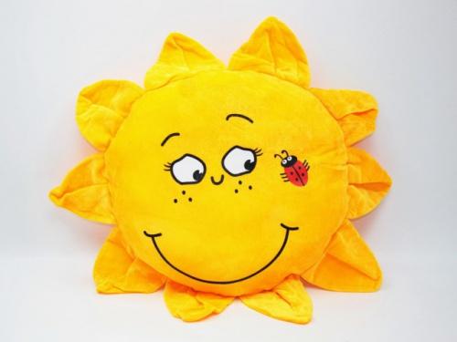 Сшить солнышко для ребенка