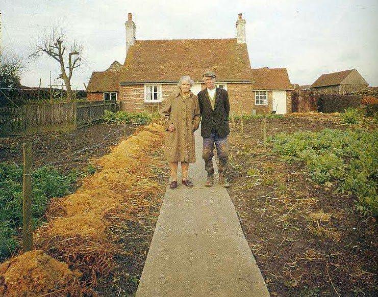Пожилые супруги делали одну и ту же фотографию в течение каждого сезона. Эта коллекция точно тронет Вас за душу!
