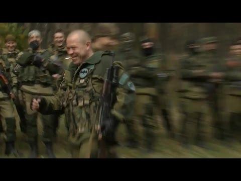 Послание спецназа ДНР киевской хунте Украине полная *ОПА! Ополченцы/ДНР/ЛНР/Новороссия.