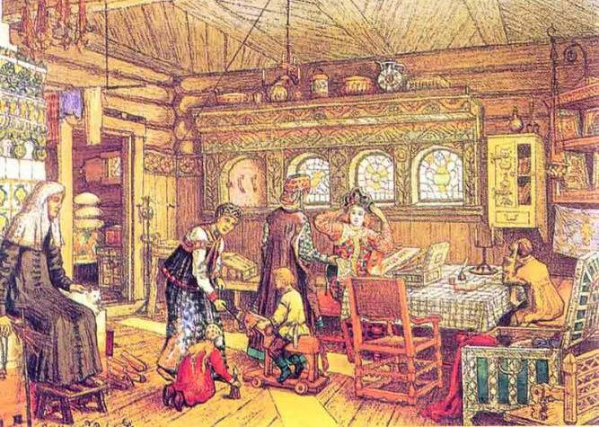 Как привлекали удачу в дом на Руси