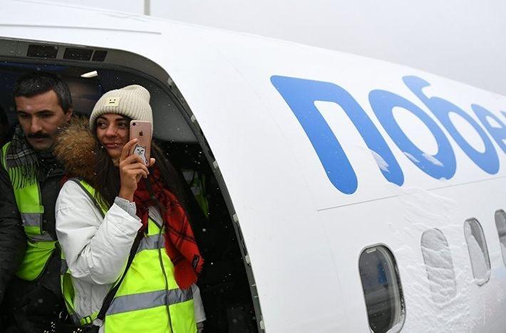 В РФ снизились цены на авиаперелеты
