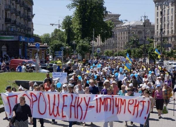 На российском ТВ анонсировали свержение Порошенко