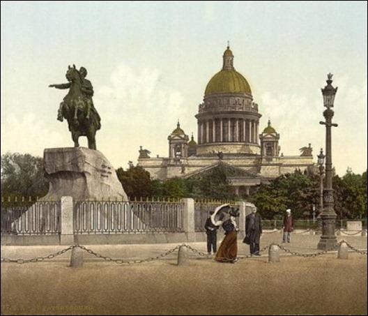 Фотографии Санкт-Петербурга 1890-1900-х годов