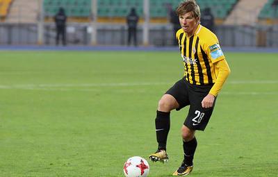 Андрей Аршавин сыграл последний матч в карьере