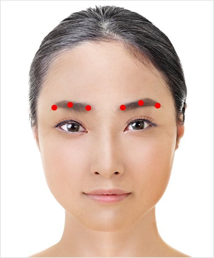 Эффективная техника омоложения Шиацу: Всего 1 минута в день для красоты глаз!