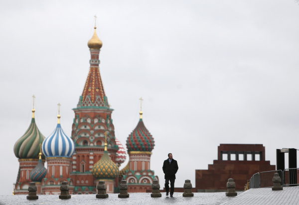 У вас в Москве там все такие?!