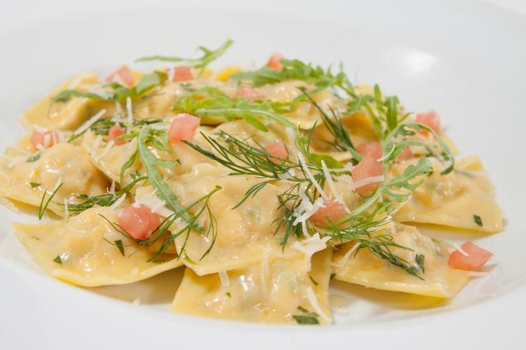 Блюда итальянской кухни блюда Италии  равиоли