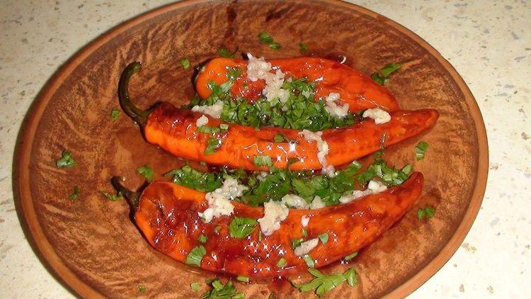 Люта пиперка: как правильно приготовить острый перец