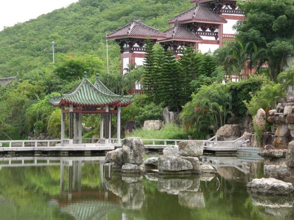 Курорты Китая. Остров Хайнань