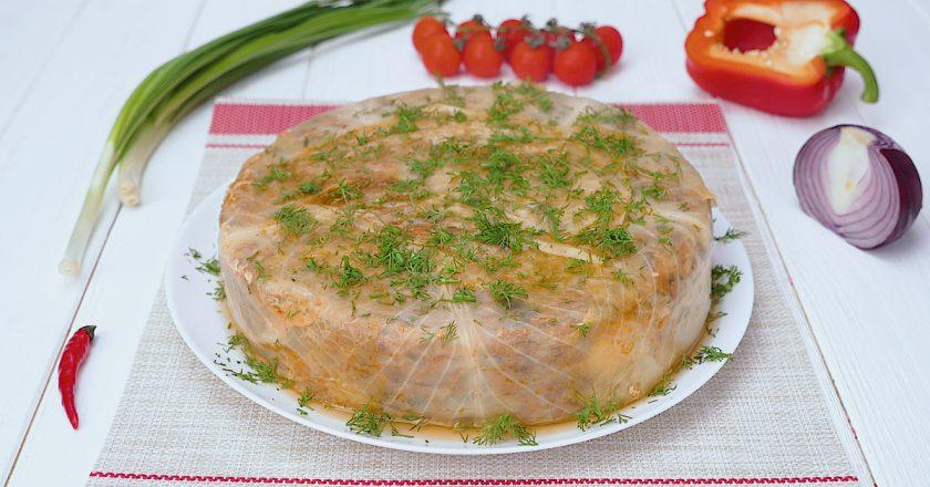 Как приготовить капустную лазанью