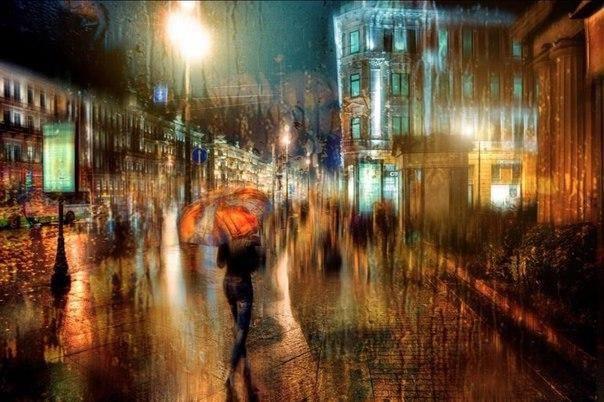 Фотограф, что рисует дождь —…