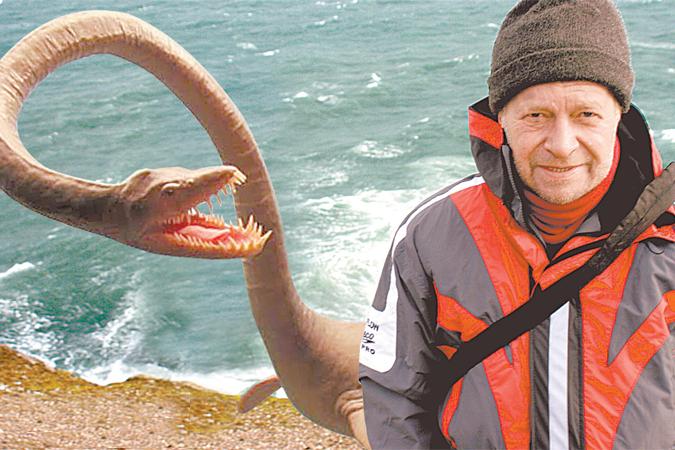 Петербургский ученый случайно нашел динозавра в Арктике