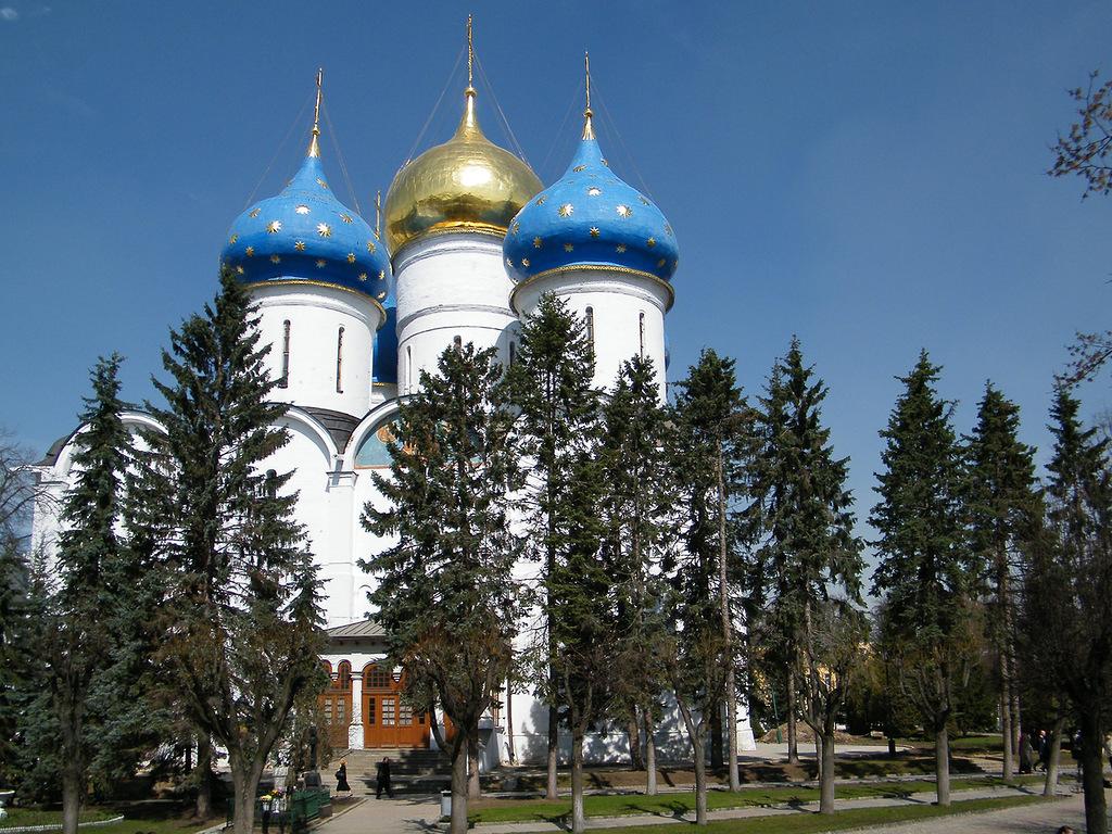 Strolling Sergiev Posad