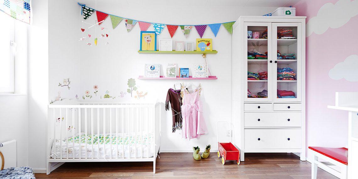 Каким должен быть дизайн детской: яркие, практичные, необычные идеи
