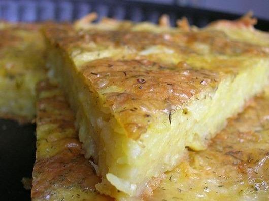 Поразительно вкусное и простое блюдо из картошки