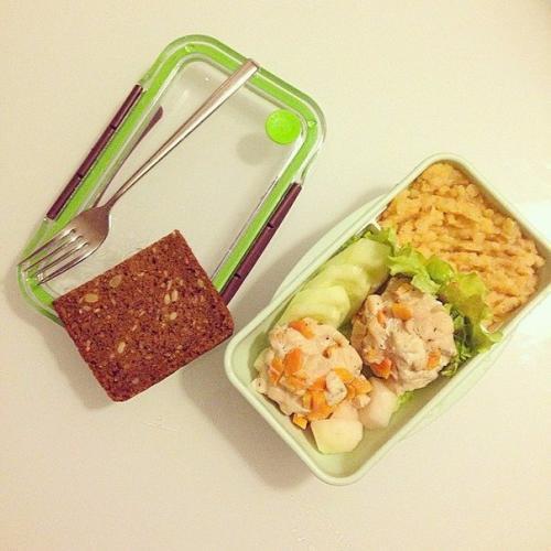 6 полезных обедов.