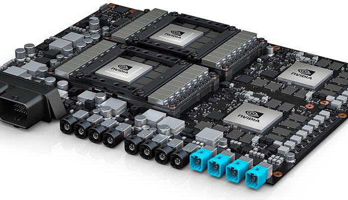 Nvidia Drive PX Pegasus: первый компьютер для автопилота 5-го уровня
