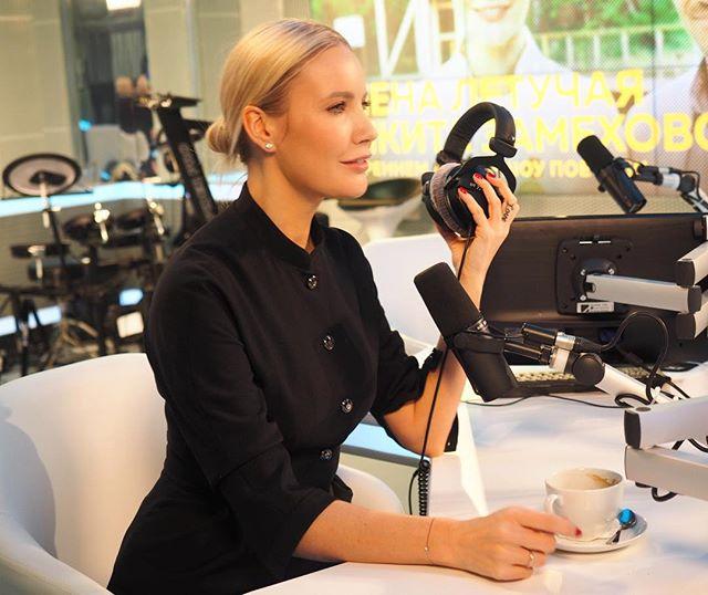 Елена Летучая в эфире «Авторадио»