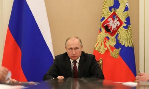 Шкуматов рассказал о судьбе автомобиля с автографом Путина