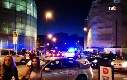 Исполнитель теракта в Манчестере недавно вернулся из Ливии