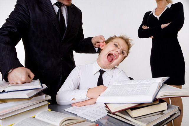10 основных ошибок в воспита…