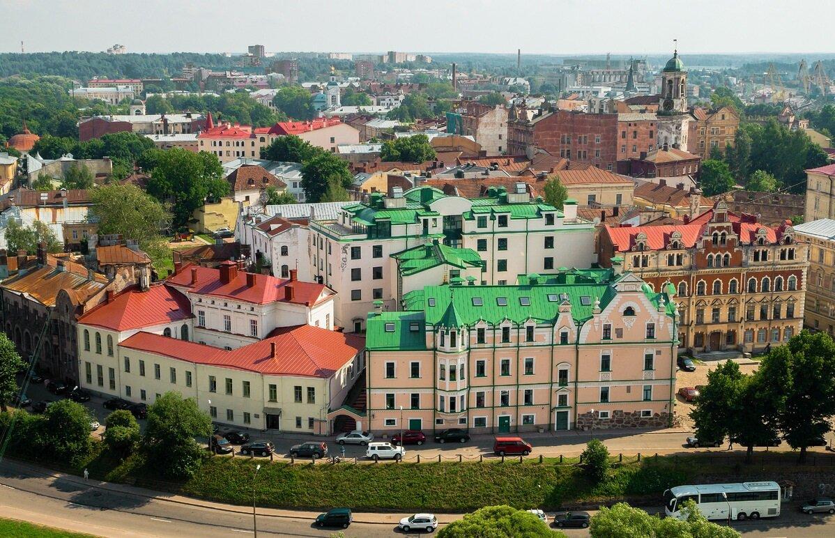 Да, это тоже Россия! Сортавала — исторический город