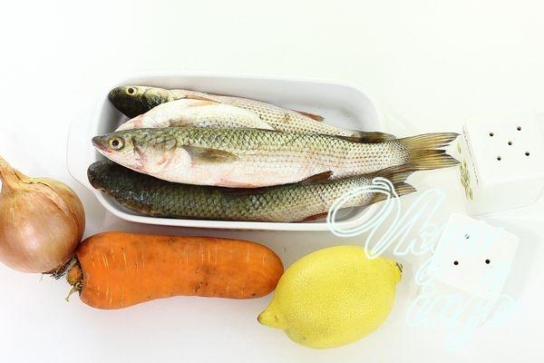 Запеченный пеленгас в духовке фото ингредиенты