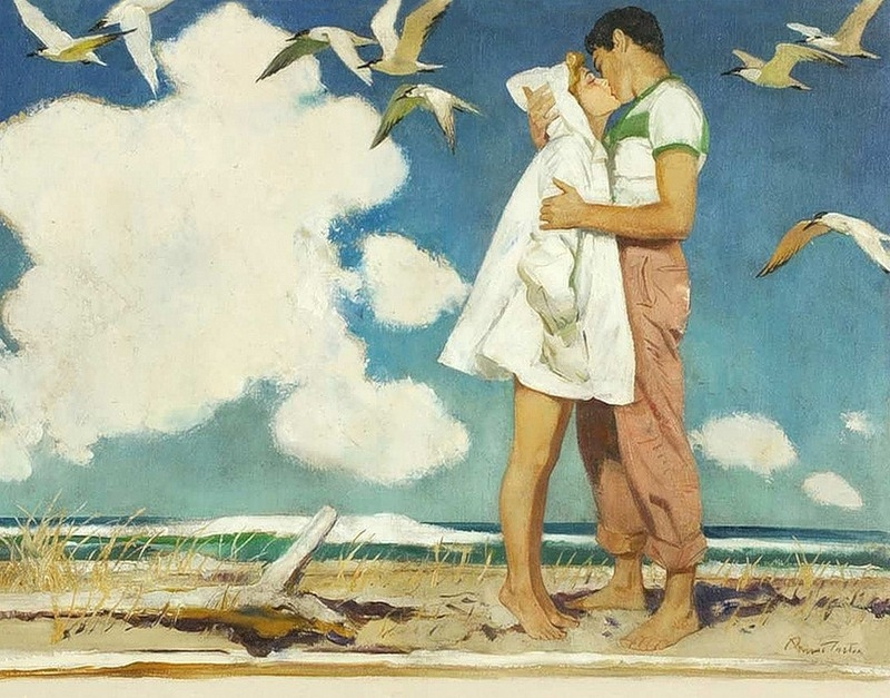 Картинки по запроÑу американÑкие иллюÑтраторы 19 века