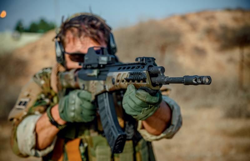 AK Alfa: израильский «Калаш»