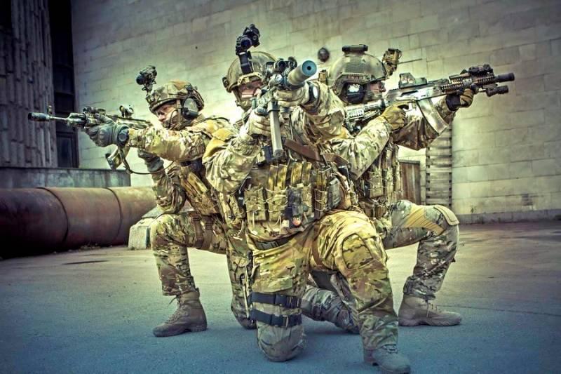 """Создать группу """"А"""": история лучшего спецназа в мире"""