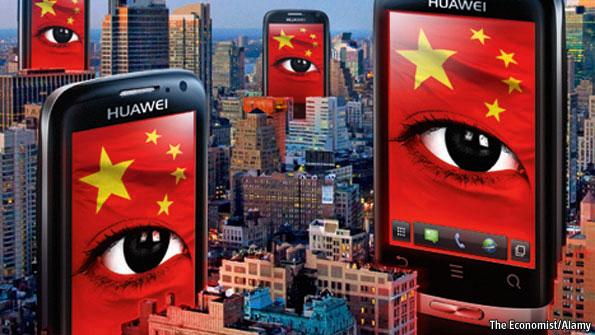 """Пять глаз"" против Huawei"