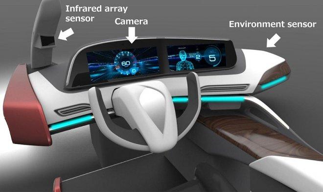 Panasonic задействует искусственный интеллект, чтобы держать в тонусе засыпающих водителей
