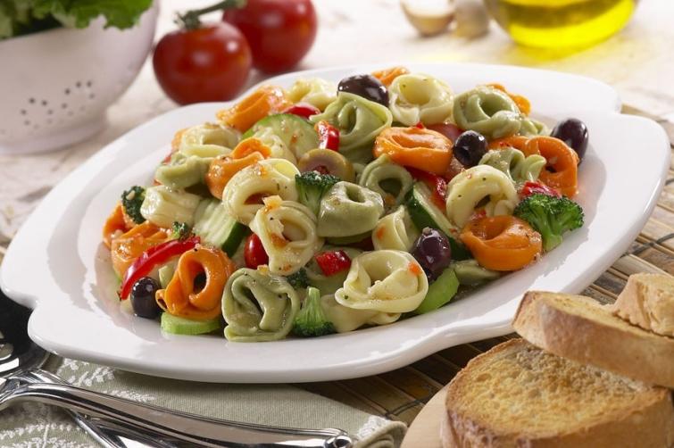 Тортеллини  Блюда итальянской кухни блюда Италии