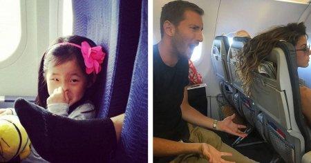 Свинство в небе: омерзительные примеры того, что позволяют себе в самолетах