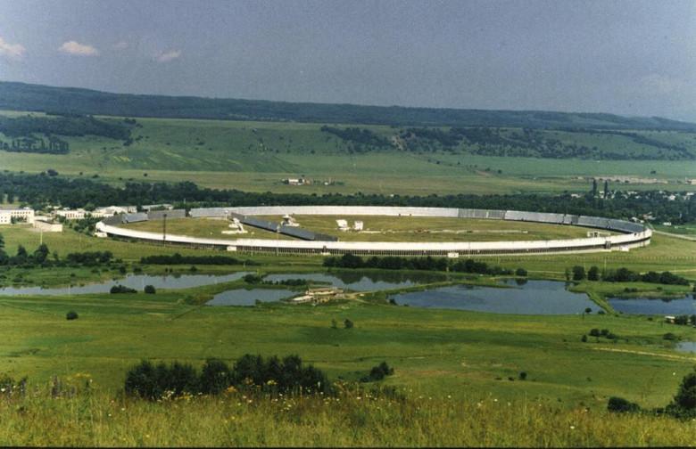 Российский радиотелескоп воз…